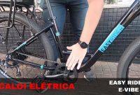 REVIEW BICICLETA ELÉTRICA CALOI EASY RIDER E-VIBE