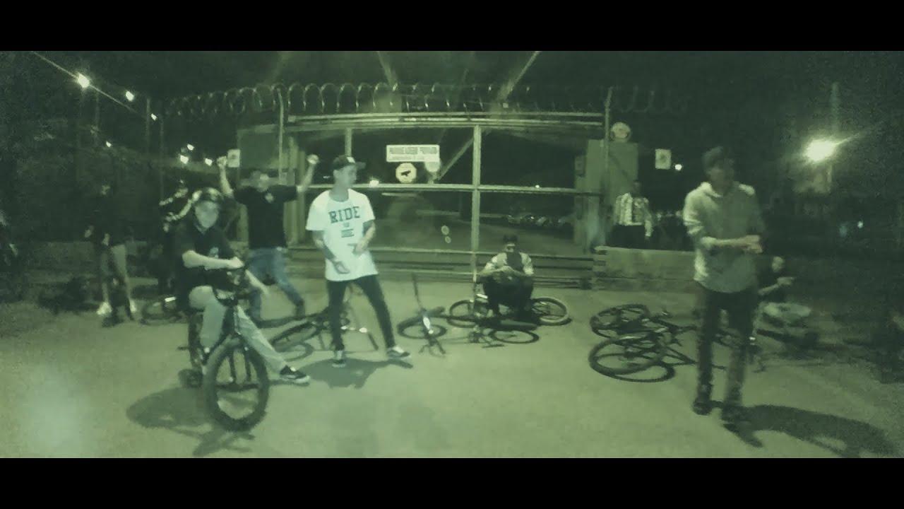 Ride Night - Mientras Medellín Duerme (BMX street)
