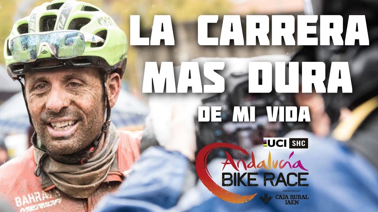 SERÁ LA CARRERA MÁS DURA DE MI VIDA - ANDALUCIA BIKE RACE 2020 |Javier Ordieres