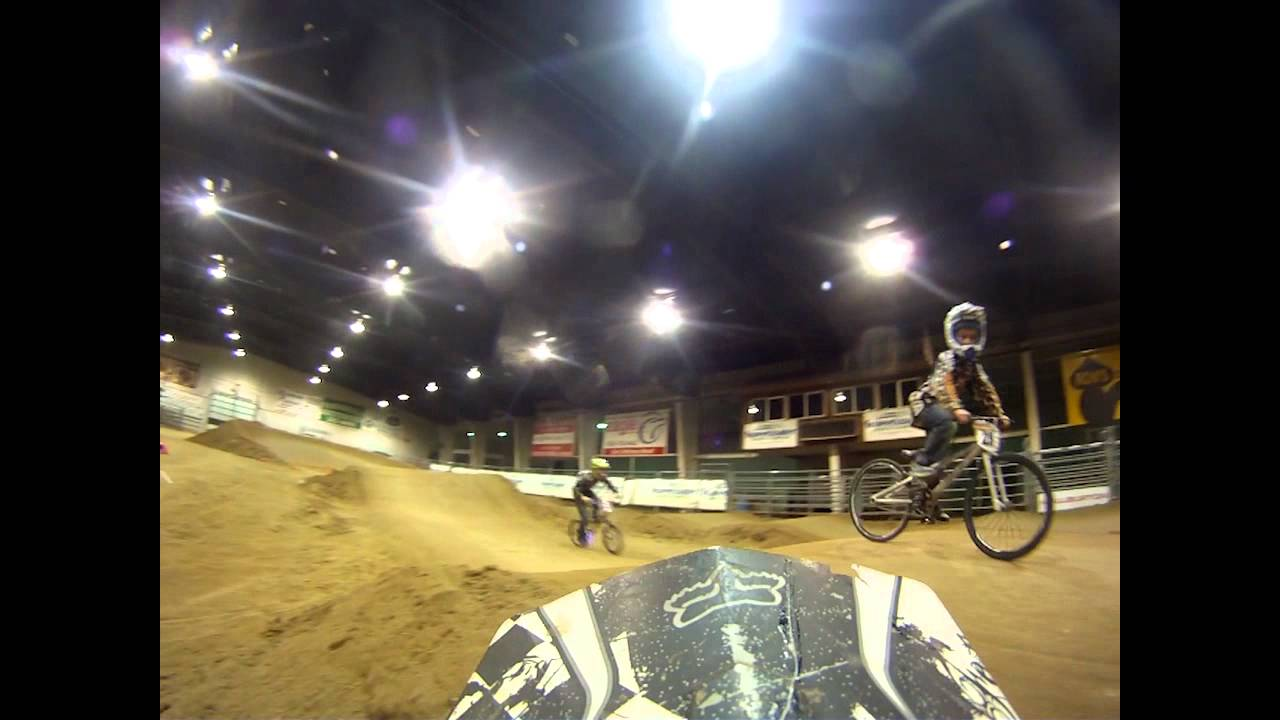 SW Wyoming BMX Indoor 12.3.11