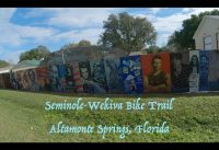 Seminole-Wekiva Bike Trail Altamonte Springs, Florida