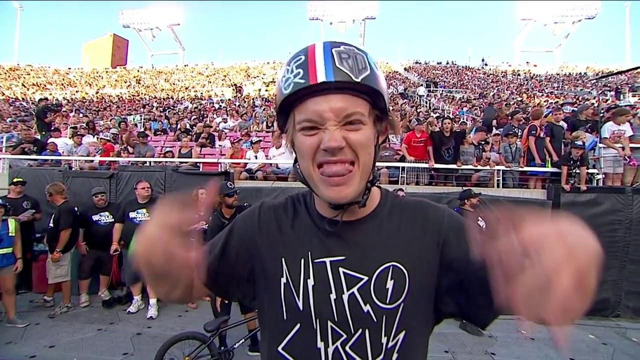 Some of the most insane BMX tricks EVER! | Juzz-Baatt