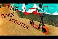 THE BMX SCOOTER! *HybriD*