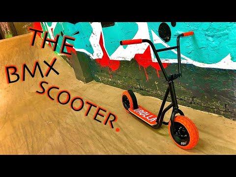 THE BMX SCOOTER! *HybriD*