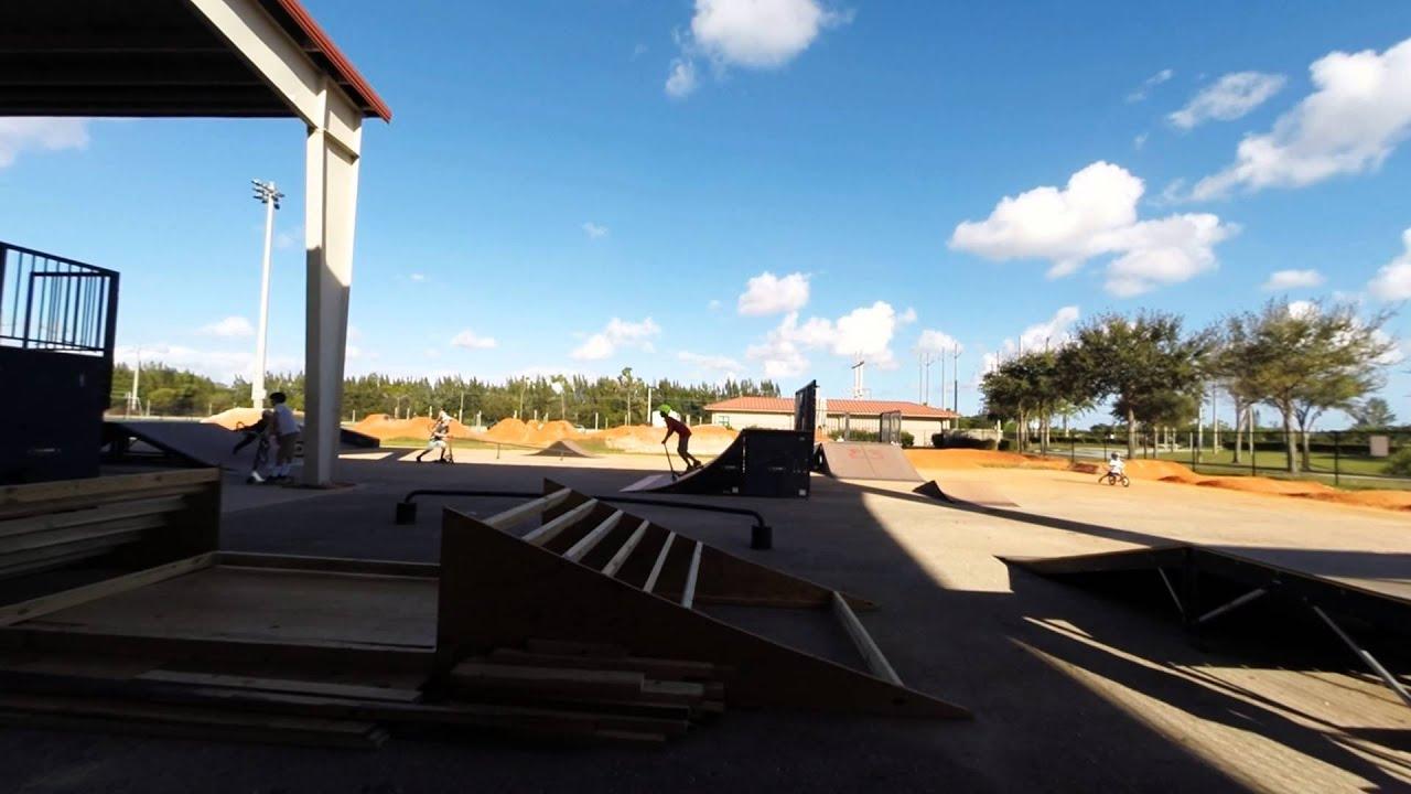 Vander's BMX Crash