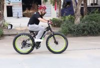 what is new Cyrusher XC4000 Step Through  E Bike Features Reviews