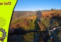 Afan MTB | Penhydd | Winter riding | Afan Forest Park | Part 1 of 2