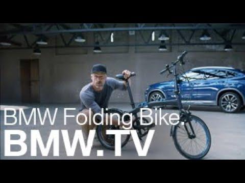 BMW Folding Bike.