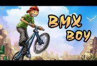 BMX Boy Till level 6 gameplay A.S Gaming