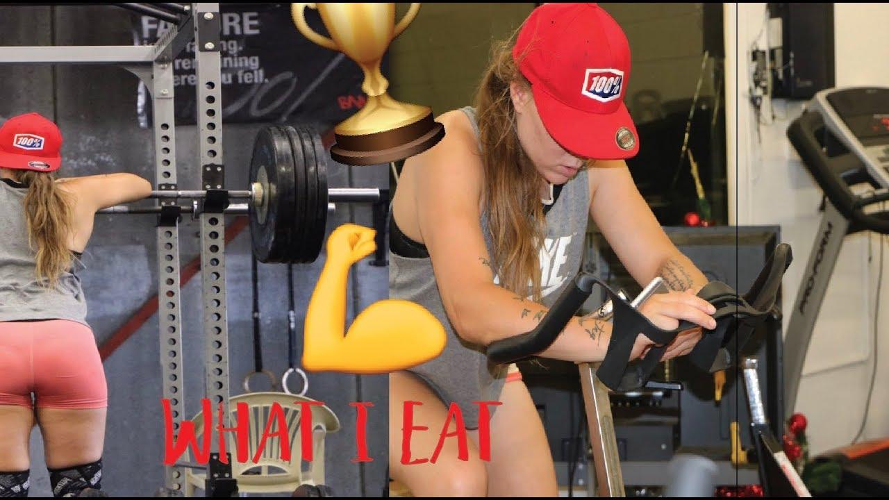 BMX Racer Athlete's Diet
