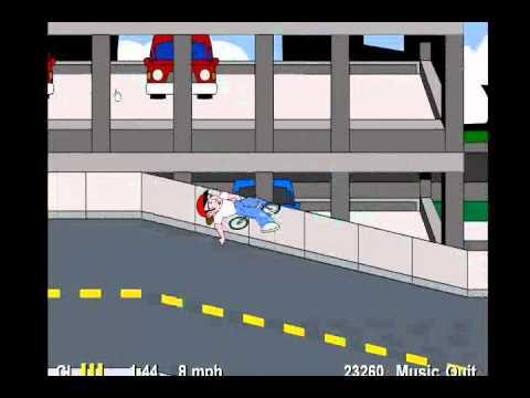BMX Stunts arcade