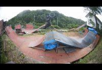BMX backflip all attempts - Overview