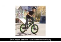 ✨ Bergsteiger Tokyo 20 Zoll BMX, Fatbike, 360° Rotor-System, Freestyle, 4 Stahl Pegs, Kettenschutz,