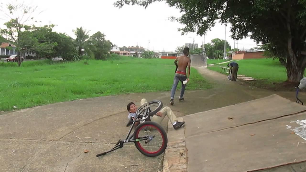 Bmx-Ride #Enzo Fernandez | Mr.SkateRide