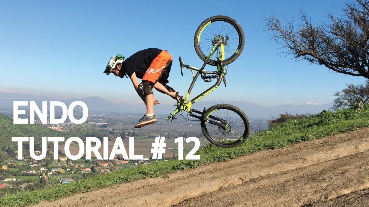 Cómo Hacer Endo con tu Bicicleta! Aprendiendo a Hacer Nose Manual en Mountain Bike!