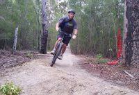 Caloundra: Sugar Bag Road Mountain Bike Trails: Beez Kneez