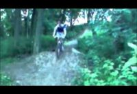 Daredevils32TV / Epic BMX Fail - BMX Stunts on Wymondham Dirt Track