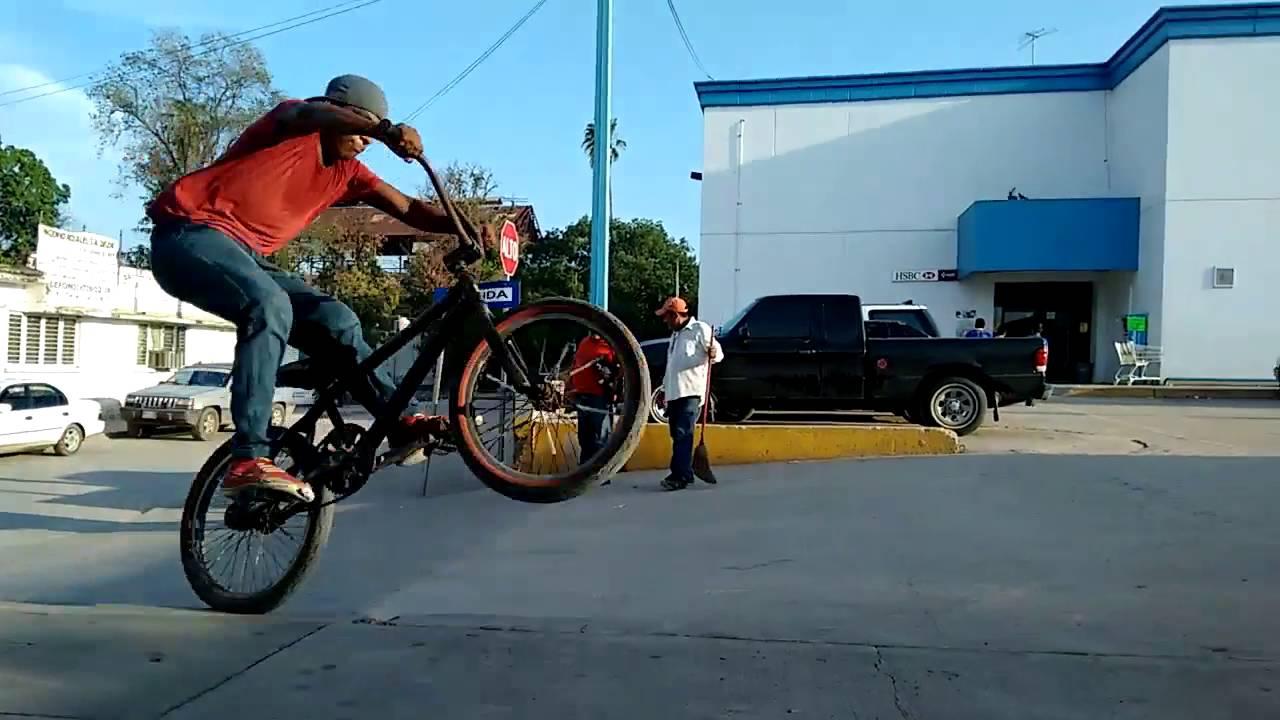 EL PAQUETERO BMX | COSTA LOCOS | BMX C.R