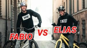 FABIO WIBMER VS ELIAS SCHWÄRZLER 🔥🔥THE BEST DOWNHILL RIDERS