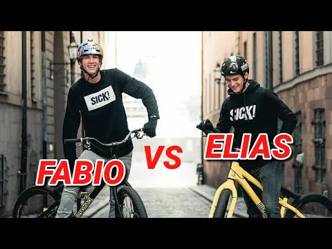 FABIO WIBMER VS ELIAS SCHWÄRZLER 🔥🔥THE BEST DOWNHILL RIDERS