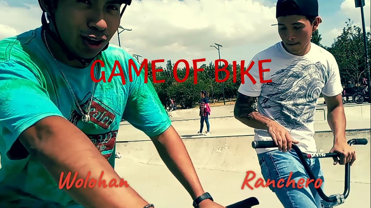 Game of Bike ranchero!! BMX Mexico 2020