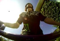 GoPro BMX Bar Mount (Hero Wide) Test