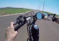 Grau de Bike MOTORIZADA 80Cc 2020 / Wheeling Motorized Bike