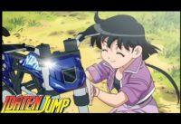 Idaten Jump Episode 8 || Enter Neptune! Makoto MTB Bikes || Season 01 in Hindi || (हिंदी)