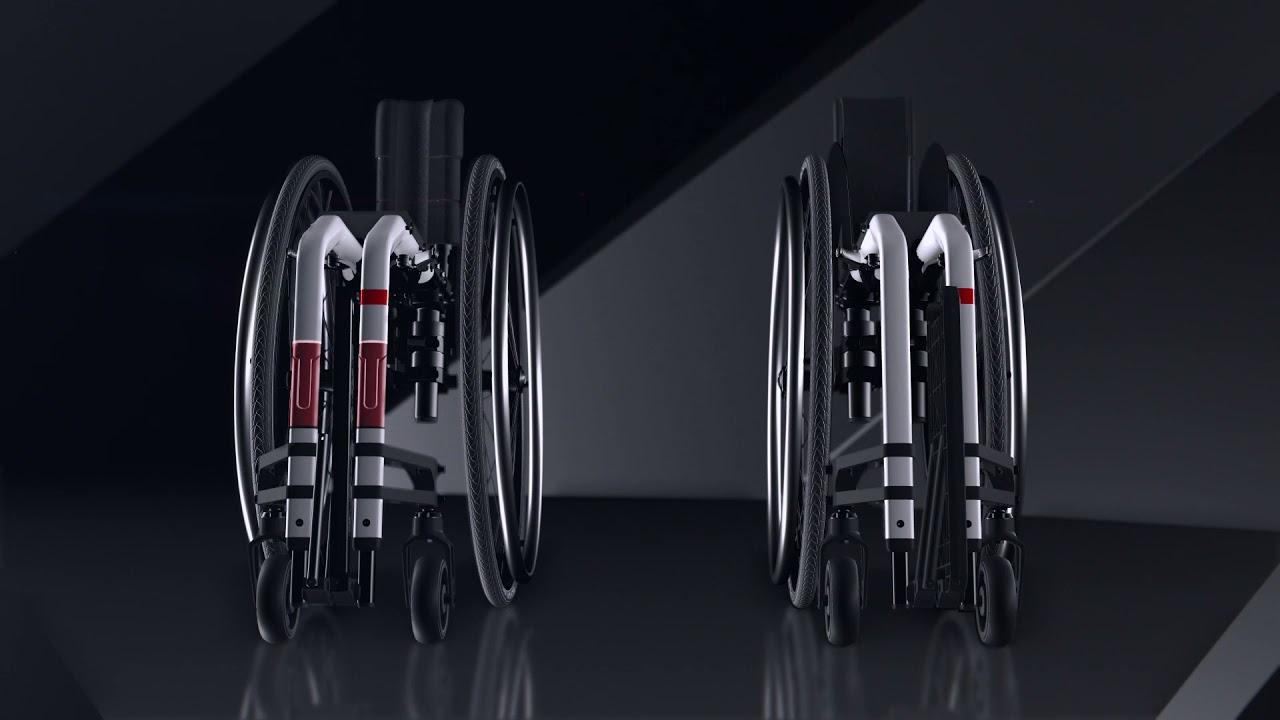 Küschall Champion Folding Active Wheelchair