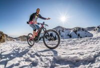 MONTE GRAPPA 1.776 m.ü.A. TAG 3 / Bassano del Grappa / Mountainbike Winter Tour / Crazy Bike Girl
