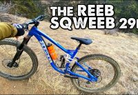My New Bike Is American Made in Colorado!-The Reeb Sqweeb 29er