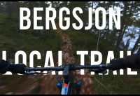 My local Mountain Bike Trail in 4k 60