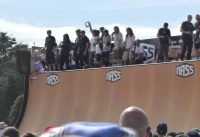 NASS 2015 BMX dirt and Tony Hawk