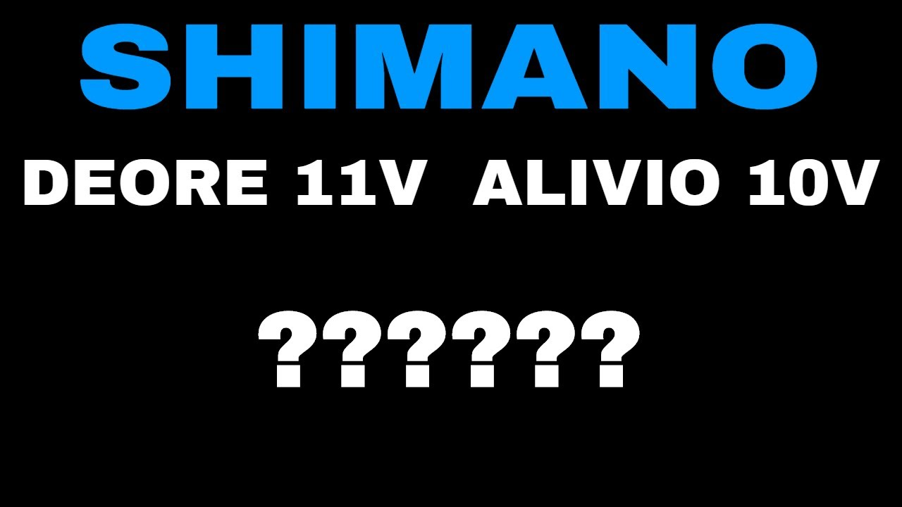 NOVO GRUPO SHIMANO DEORE DE 11V ??