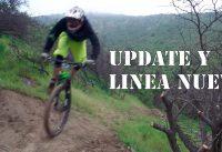 Nuevo Sendero de Mountain Bike en Las Viñas!