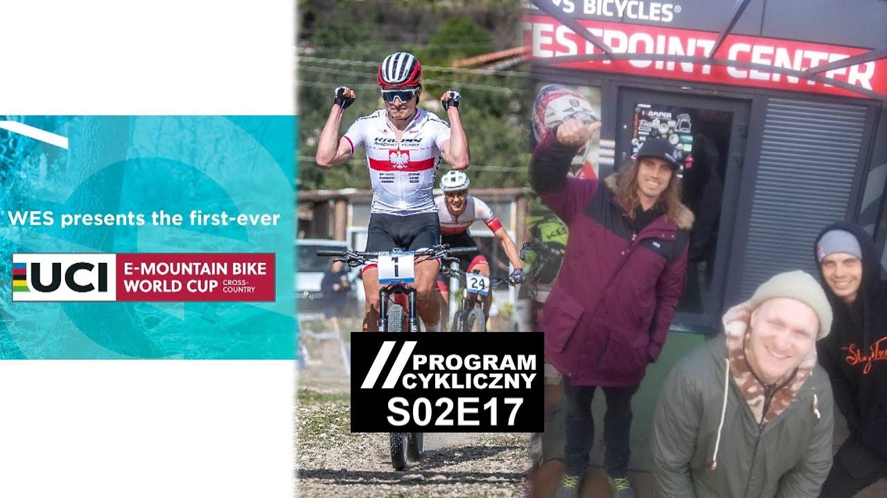 Program Cykliczy S02E17 - Nico Vink w Srebrnej Górze, IMBA w Świeradowie, Gravele na Bike Maratonie