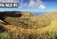 Rapa Nui #1 - Conociendo el Ombligo del Mundo con Nuestras Bicicletas de Mountain Bike!