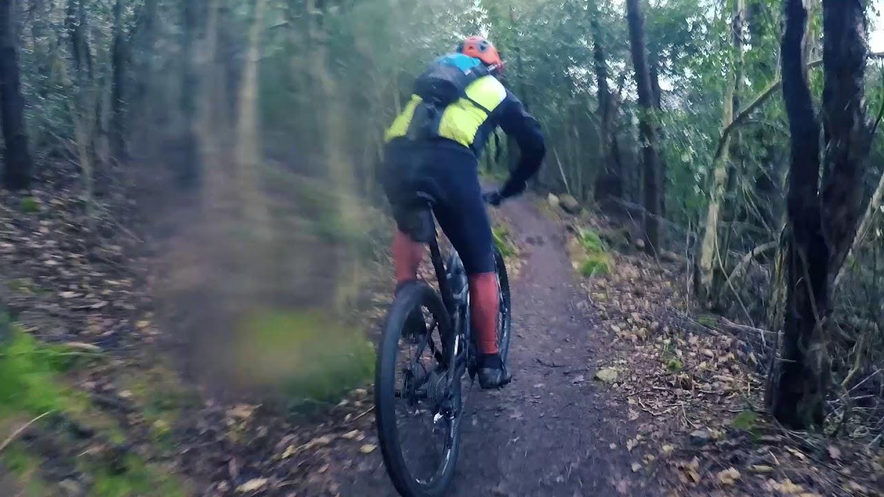 Rostervor Mountain Bike Trail 26th Jan 2020