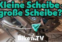 Sind die Bremsscheiben an meinem Bike zu klein? Tech-Talk #2