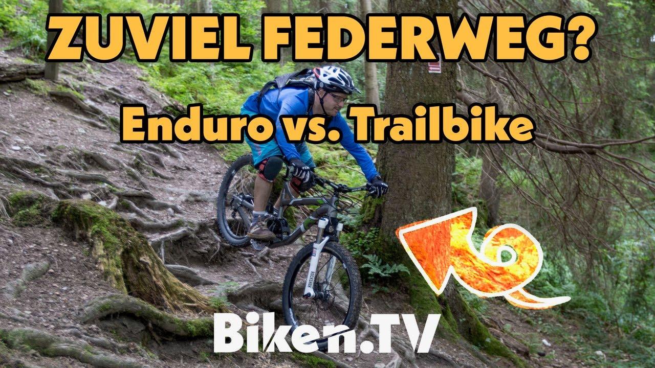 Zuviel Federweg? Enduro- oder Trail-Bike | Marc's Meinung #2