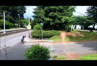 bmx street jump