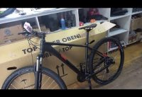 unboxing Mountain Bike CUBE BIKE 2020