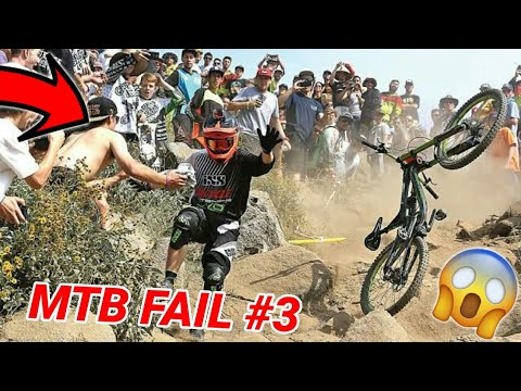 MTB FAIL MOMENTS 2020 😂😱 // DOWNHILL TRIAL DIRT BMX // PART 3