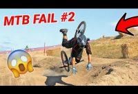 MTB FAIL MOMENTS 2020 😂😱 // DOWNHILL TRIAL DIRT BMX // PART 2
