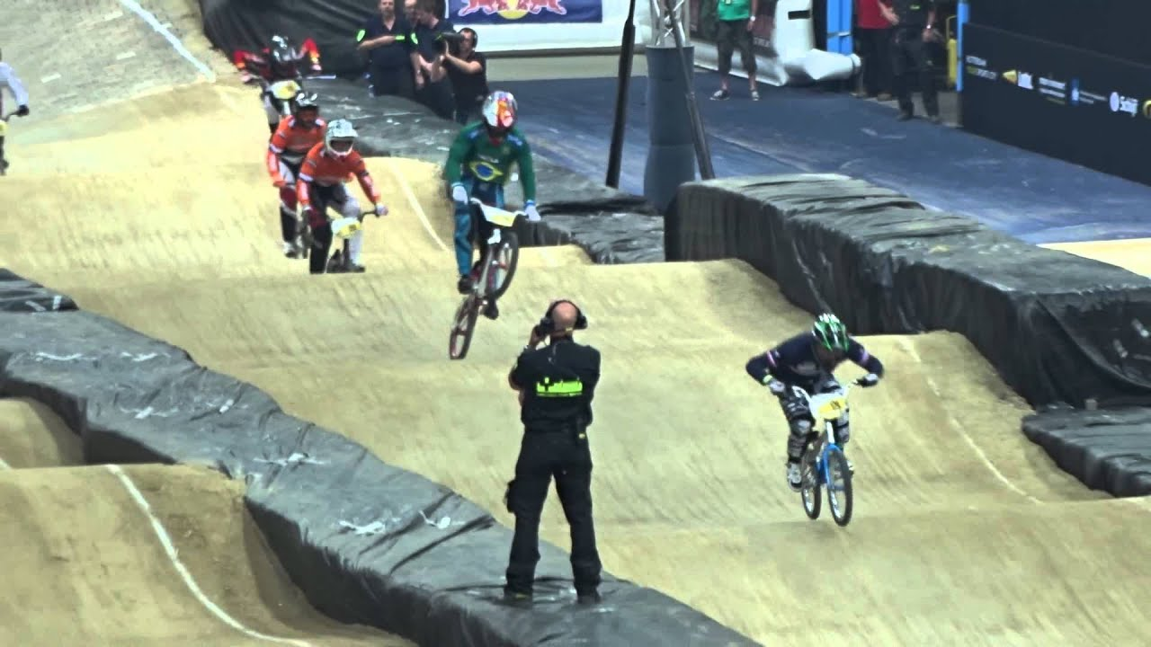 2014 07 23 WK BMX Rotterdam 1e manche race 20 Mike