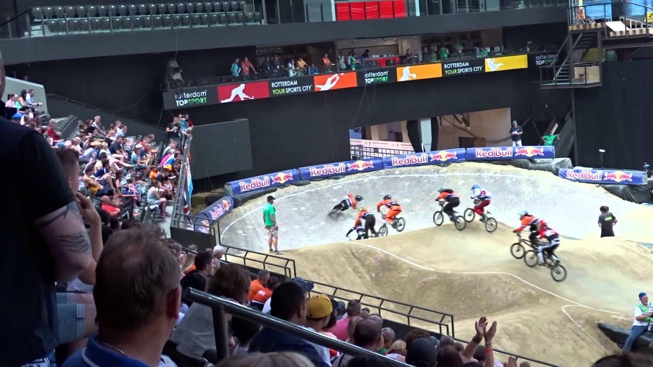 2014 07 23 WK BMX Rotterdam kwart finale race 13 Soraya