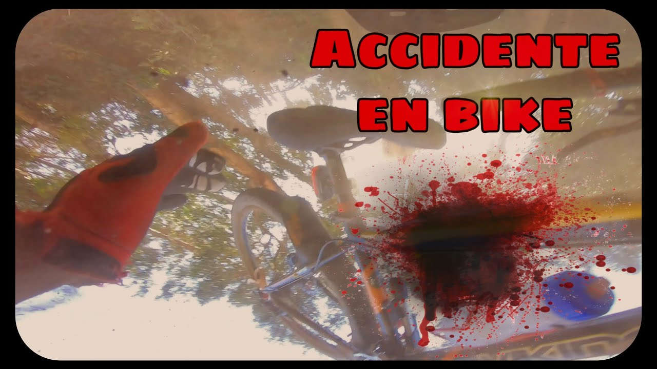 Accidente De Mountain Bike En El CERRO🏞 APRENDIENDO MTB ENDURO Part#2 Entrenamiento Desde Cero😵