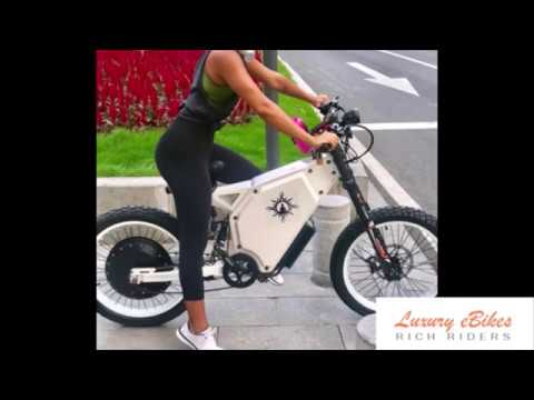 Amazing Electric Bike That Are Next Level