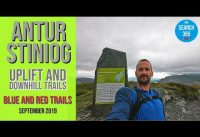 Antur Stiniog Bike Park | Blue Trail JYMPER and Red Sections DRAFT | WALES | MTB | DOWNHILL CENTRE