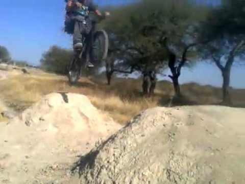 BMX caerse con estilo
